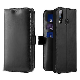 Dux Ducis Kado Samsung Galaxy A20E Wallet Case Wallet Case Black