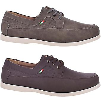 Duke D555 Mens Henrik Wide Fit Big Tall Lace Up Low Rise Casual Formal Shoes