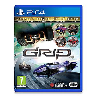 Grip Combat Racing - Rollers Vs Airblades Ultimate Edition PS4 Game