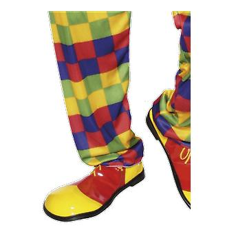 Gigante Clown Scarpe Fancy Abito Costume Accessori
