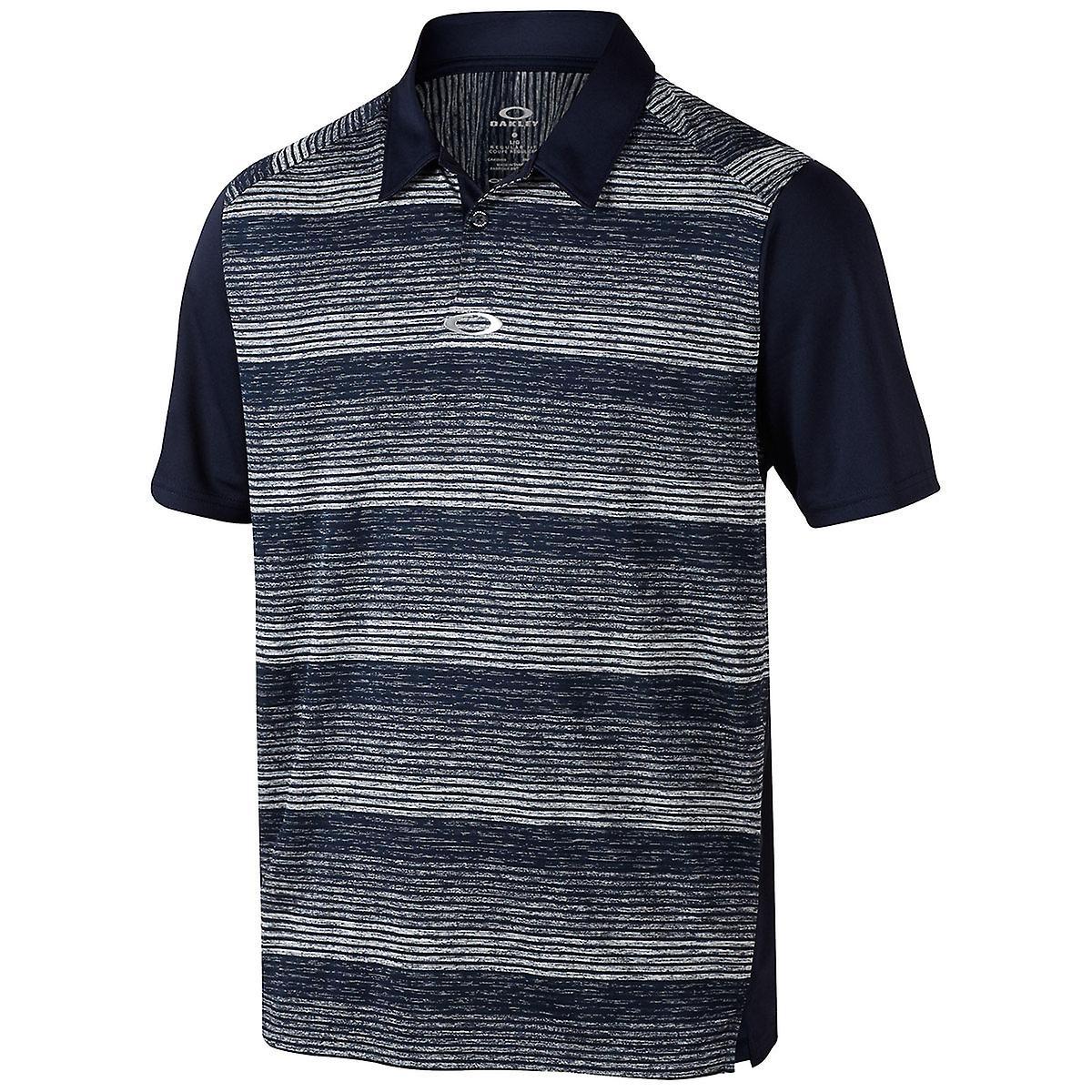 Oakley Golf Mens Madcap Short Sleeve Polo Shirt
