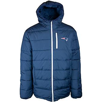 NFL New England Patriots BUFFER Winter Jacket navy