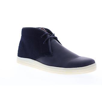 Ben Sherman Preston Chukka  Mens Blue Mid Top Lifestyle Sneakers Shoes