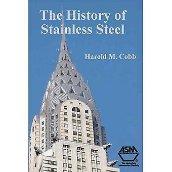 De geschiedenis van roestvrij staal