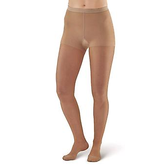 Pebble UK ren kompression Tights [stil P33] Beige Q Plus