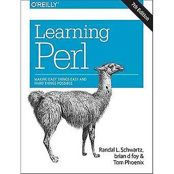 Oppiminen Perl - käsitöissä helppoja asioita helppo ja vaikea mahdollista Br