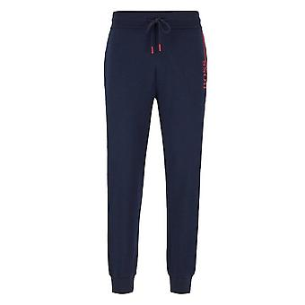 Hugo Boss Leisure Wear Hugo Boss Men's Dark Blue Jogging Bottoms