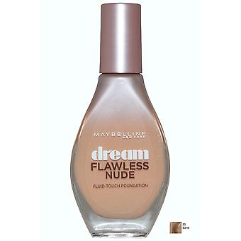 Maybelline Dream felfri naken vätska Touch Foundation 20ml Sand (#30)