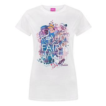 Disney Askepott Eventyr Kvinner's T-skjorte