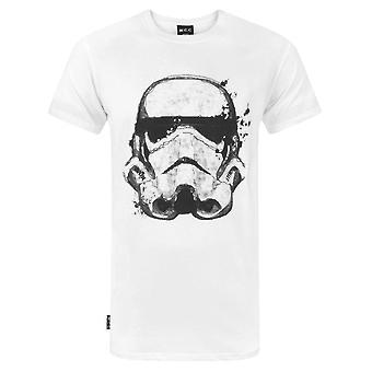 W.C.C Star Wars Stormtrooper Unisex Longline T-Shirt