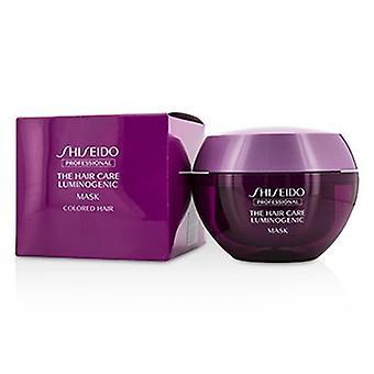 Shiseido Pielęgnacja włosów Maska luminogeniczna (kolorowe włosy) 200g/6.7oz