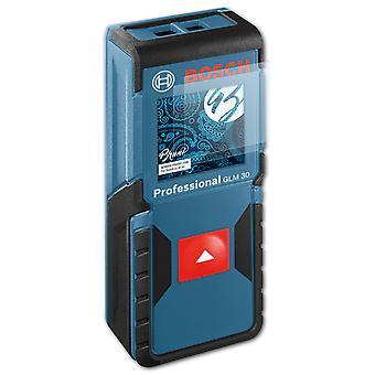 Bruni 2x Screen Protector kompatibel med Bosch GLM 30 Beskyttelsesfilm
