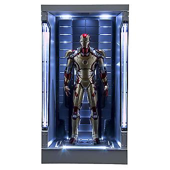 Iron Man 3 Hall of Armour Mark XLII Model Kit Vignette