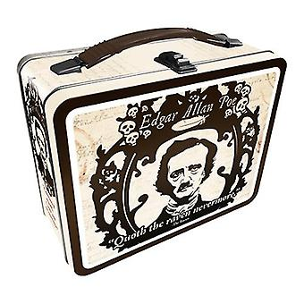 Literary greats tin fun box