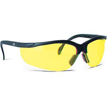 Walker ' s keltainen linssi iskunkestävä Sport lasit, 99% UV-suoja #YLSG