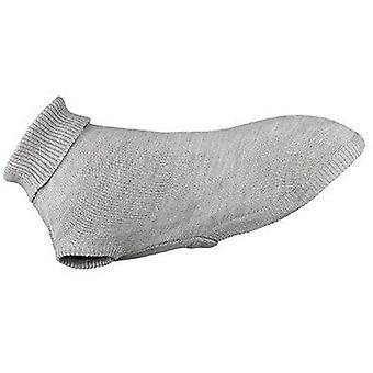 Trixie grå Vico hunden genser 24 Cm (hunder, hundklær, gensere og gensere)