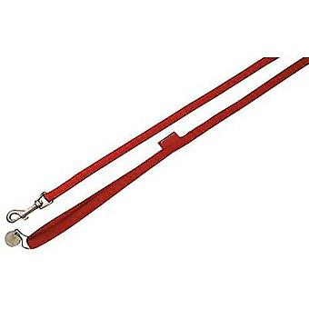 Nayeco MacLeather dog leash red M (Dogs , Collars, Leads and Harnesses , Leads)