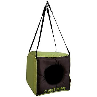 Tyrol Cube For Rodents Sweet Home (Birds , Toys)