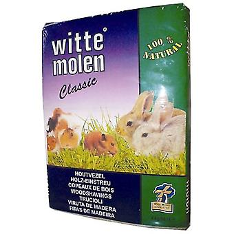 Witte Molen Wood Chip 100% Natural Classic Litter (Small pets , Bedding)
