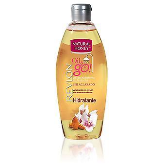 Naturlig honung Aceite korpral Hidratante olja och gå 300 ml