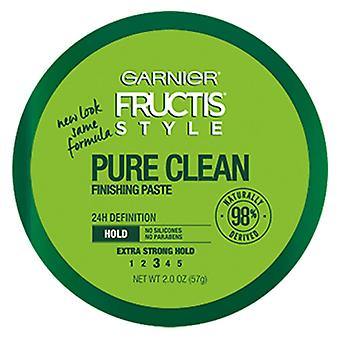 Garnier fructis style pure clean finishing paste, 2 oz