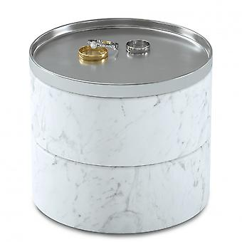 Umbra Tesora Marble Jewellery Box