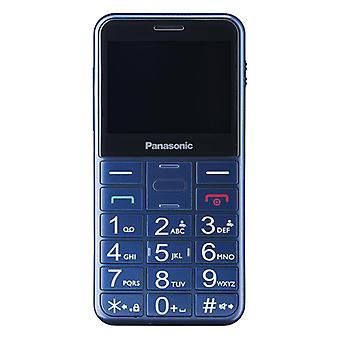 Mobile telephone for older adults Panasonic Corp. KX-TU150 TFT LCD Dual SIM Blue