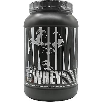 Universal Nutrition Animal Whey - About 27 Servings - Brownie Batter