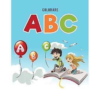 Colorare ABC by Kids & Coloring Pages for