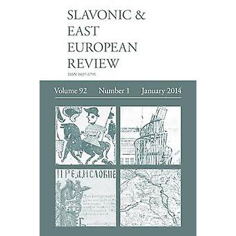 Slavonic  East European Review 92 1 January 2014 by Rady & Martyn & Dr
