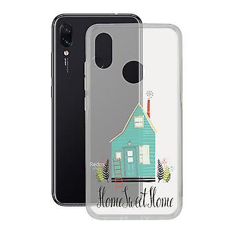 Mobile cover Xiaomi Note 7 Contact Flex Home TPU