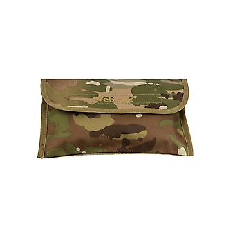 Web-Tex Military Boot Care Cleaning Kit 2 Brosses Duster Lacets Original V-Cam Camouflage
