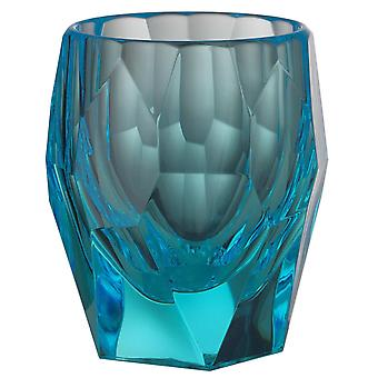 Mario Luca Giusti Super Milly Plastic Cup Turquoise