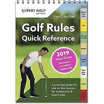 Golf Rules Quick Reference 2019 by Yves C Ton-That - 9783906852157 Bo