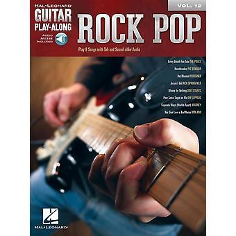 Rock Pop af Hal Leonard Corp