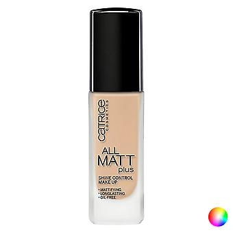 Liquid Make Up Base All Mat Plus Catrice (30 ml)/020-nude beige 30 ml