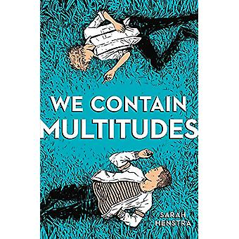 We Contain Multitudes by Sarah Henstra - 9780316524650 Book