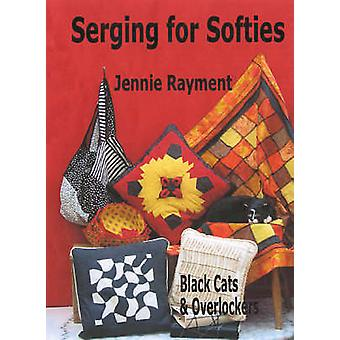 Serging for Softies - Black Cats and Overlockers by Jennie Rayment - 9