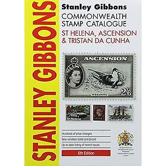 ST. HELENA - ASCENSION & TRISTAN DA CUNHA - 6TH EDITION - 2017 by