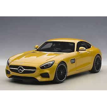 Mercedes Benz GT-S AMG (2015) Composite Model Car