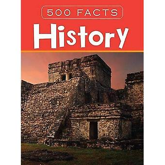 History -- 500 Facts by Pegasus - 9788131942086 Book