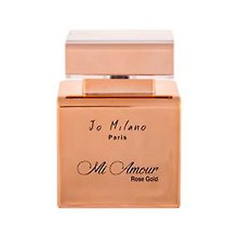 Jo Milano - Mi Amour Rose Gold - Eau De Parfum - 100mlML