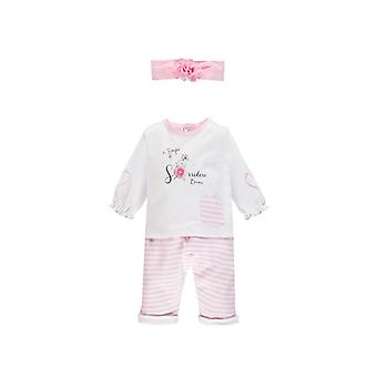 Brums Milano 2 Piece Interlock Set With Headband
