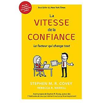 La Vitesse De La Confiance by Stephen M.R. Covey - 9781633538160 Book