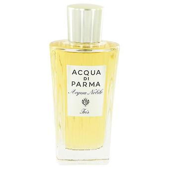 Acqua Di Parma Iris Nobile Eau De Toilette Spray (Tester) By Acqua Di Parma 4.2 oz Eau De Toilette Spray