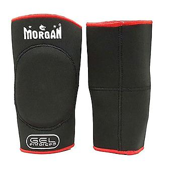 Morgan Gel Enforced Neoprene Knee Guard Pair