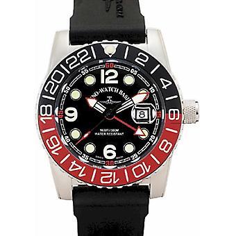 Zeno-Watch - Wristwatch - Men - Airplane Diver 6349Q-GMT-a1-7