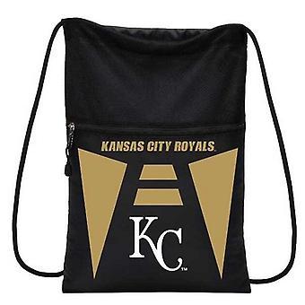 Kansas City Royals MLB Cinch Back Sack Drawstring Bag