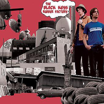 Black Keys - Rubber Factory [Vinyl] USA import