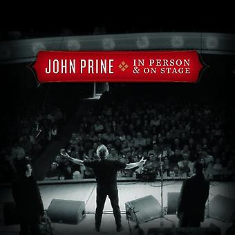 John Prine - In Person & on Stage [CD] USA import